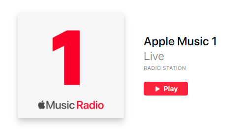 Beats1 è adesso Apple Music 1