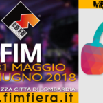 Radio Roberto Media Partner FIM 2018