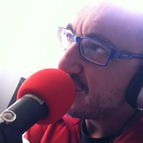 Roberto Bocchetti, creatore di web radio, nonchè speaker