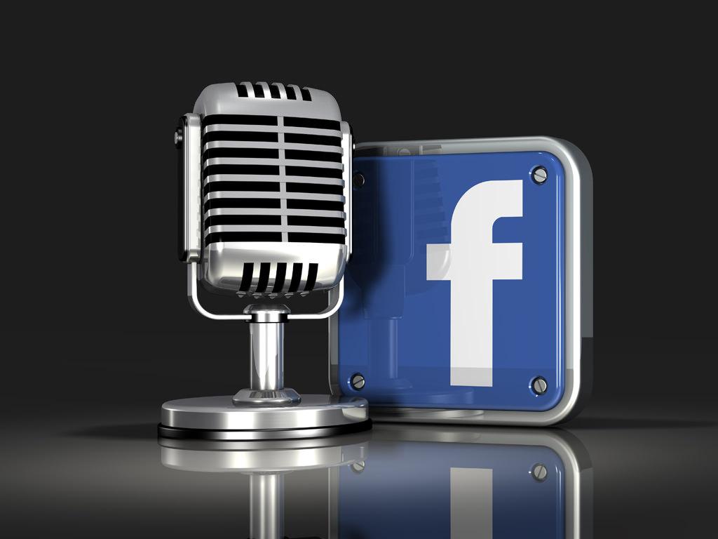 Live Audio Facebook