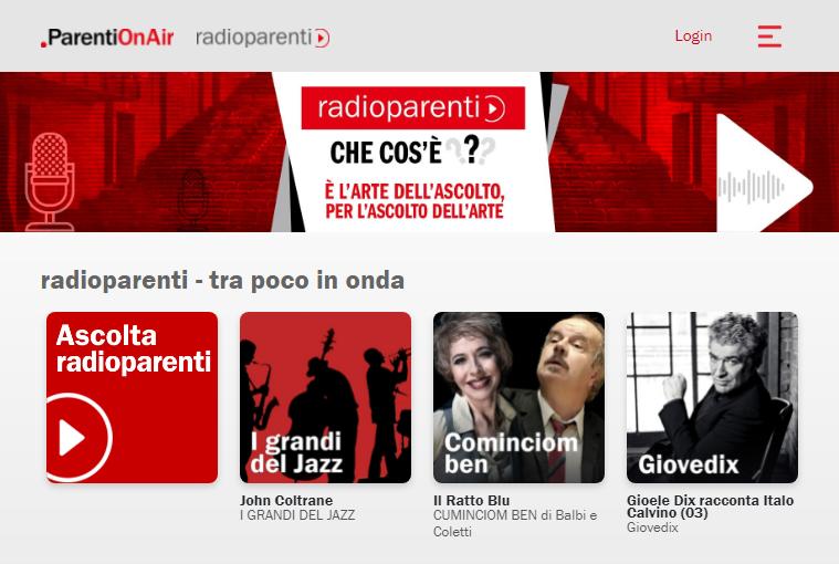 Radio Parenti è la nuova web radio del Teatro Franco Parenti di Milano